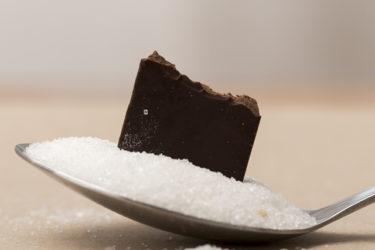 グラニュー糖から氷糖蜜が・・・