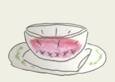いちごのスープ